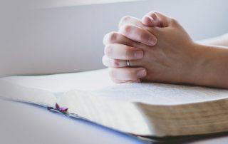 Bitte Gott um eine spezifische Bürde