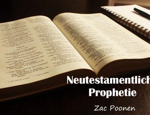 Neutestamentliche Prophetie