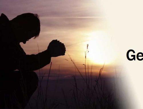 Gott schätzt Gebrochenheit
